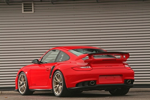 Porsche GT2 RS by Wimmer RS 7