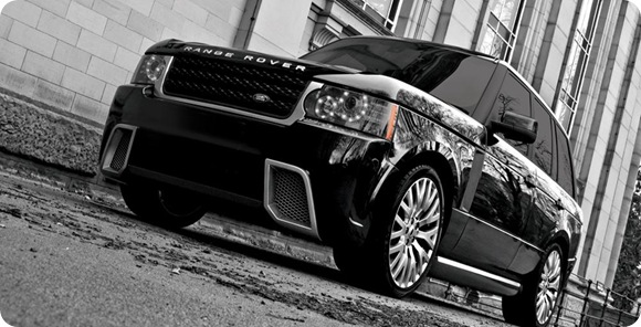 Project Kahn Range Rover RS500  1