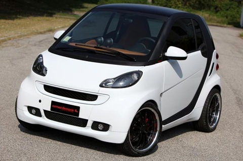 Smart ForTwo by Romeo Ferraris 1