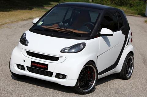 Smart ForTwo by Romeo Ferraris 1