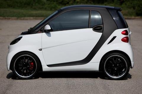 Smart ForTwo by Romeo Ferraris 2