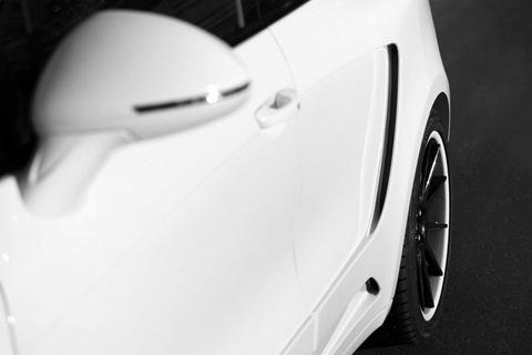TopCar Vantage GTR 2 for Porsche Cayenne II 10