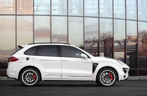 TopCar Vantage GTR 2 for Porsche Cayenne II 1