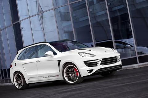 TopCar Vantage GTR 2 for Porsche Cayenne II 2