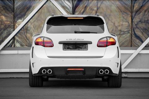 TopCar Vantage GTR 2 for Porsche Cayenne II 8