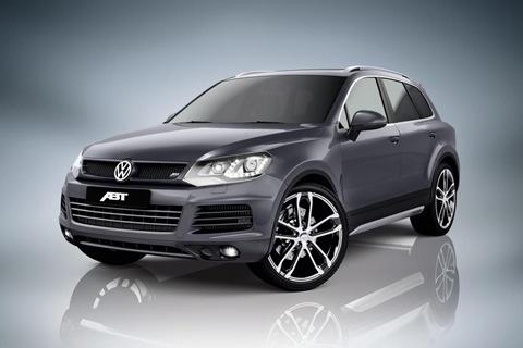 Volkswagen Touareg by ABT Sportsline 1