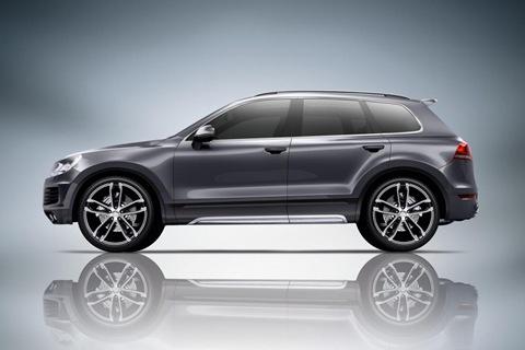 Volkswagen Touareg by ABT Sportsline 2
