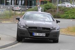 2012 Mercedes Benz SLK 63 AMG prototype spy photo  6