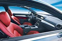 2012 Mercedes C-Class Coupe leaked photo 2