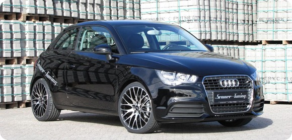 Audi A1 by Senner Tuning 1