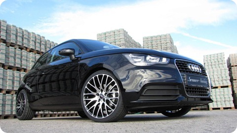 Audi A1 by Senner Tuning 2