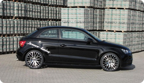 Audi A1 by Senner Tuning 3