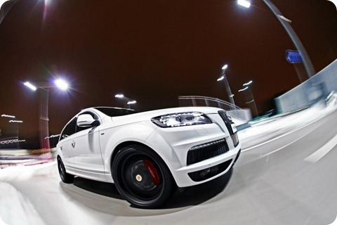 Audi Q7 by MR Car Design 1