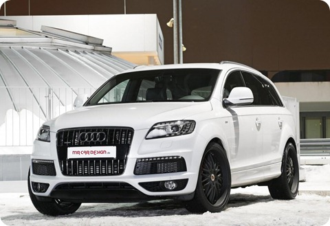 Audi Q7 by MR Car Design 4