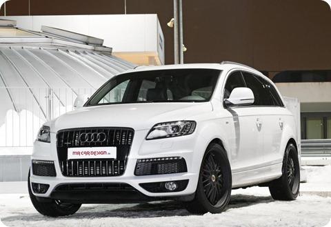 Audi Q7 by MR Car Design 4