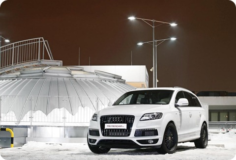 Audi Q7 by MR Car Design 5