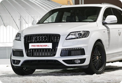 Audi Q7 by MR Car Design 6
