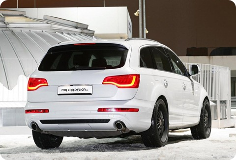 Audi Q7 by MR Car Design 7