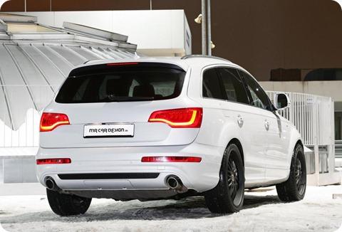 Audi Q7 by MR Car Design 7