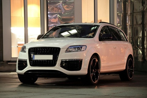 Audi Q7 V12 TDI Family Edition by Anderson Germany 1