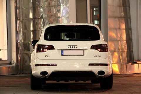 Audi Q7 V12 TDI Family Edition by Anderson Germany 4