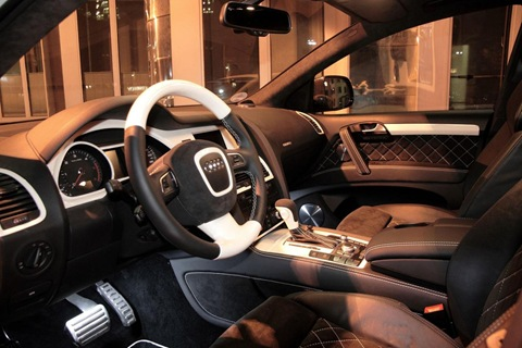 Audi Q7 V12 TDI Family Edition by Anderson Germany 8