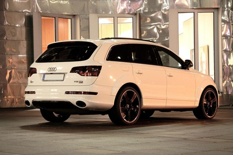 Audi Q7 V12 TDI Family Edition by Anderson Germany