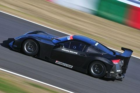 Honda HSV-010 GT 3