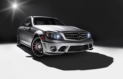 Mercedes C63 AMG Affalterbach Edition 1