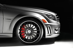 Mercedes C63 AMG Affalterbach Edition 2