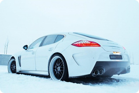 Panamera Moby Dick by Edo Competition 12