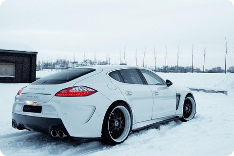 Panamera Moby Dick by Edo Competition 16