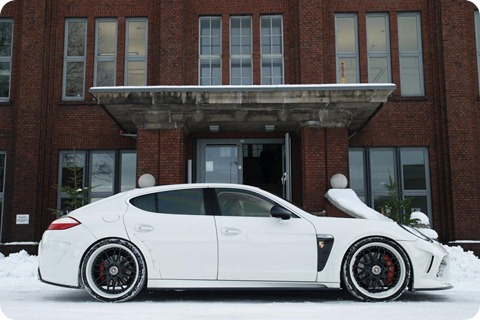 Panamera Moby Dick by Edo Competition 25