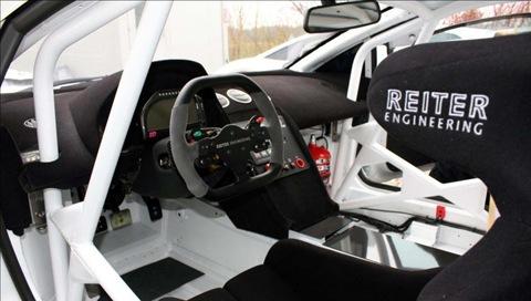 Reiter Lamborghini LP600 4
