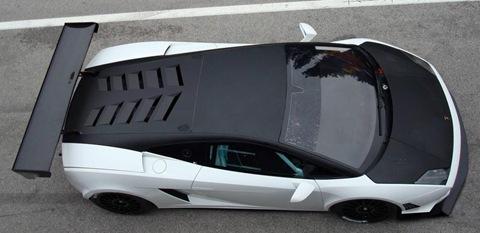 Reiter Lamborghini LP600