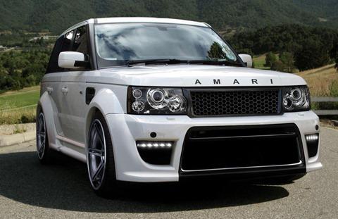 Amari Design Range Rover Sport 2010 Windsor Edition 1