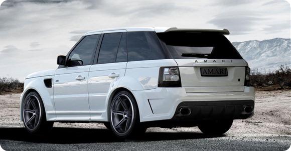 Amari Design Range Rover Sport 2010 Windsor Edition