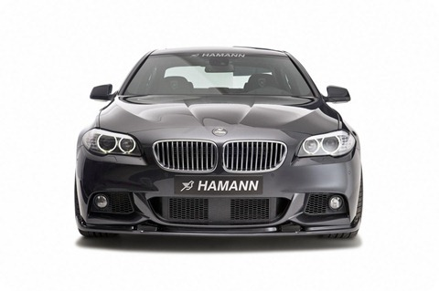 BMW 5-Series M Package by Hamann 8