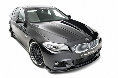 BMW 5-Series M Package by Hamann 9