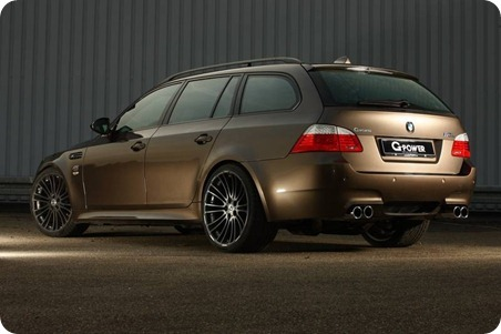 BMW M5 G-Power Hurricane RS Touring 03