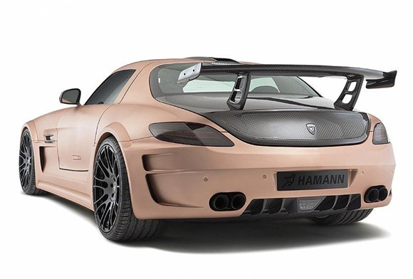 HAMANN HAWK based on Mercedes SLS AMG 11