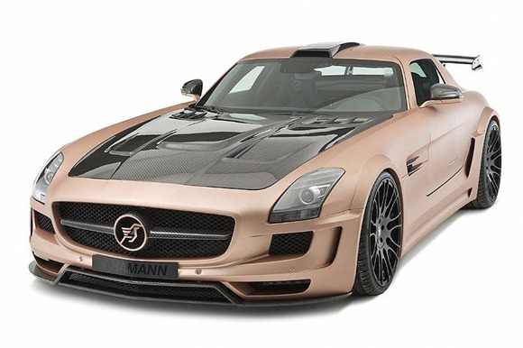 HAMANN HAWK based on Mercedes SLS AMG 1