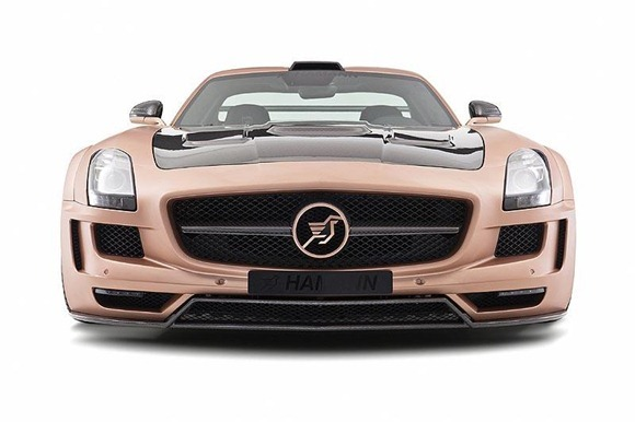 HAMANN HAWK based on Mercedes SLS AMG 4