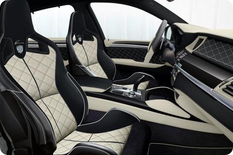 LUMMA CLR X 650 based on BMW X6 2