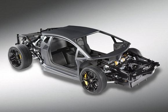 Lamborghini LP700-4 Aventador 5