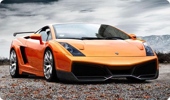 Lamborghini Gallardo Invidia edition by Amari Design 2