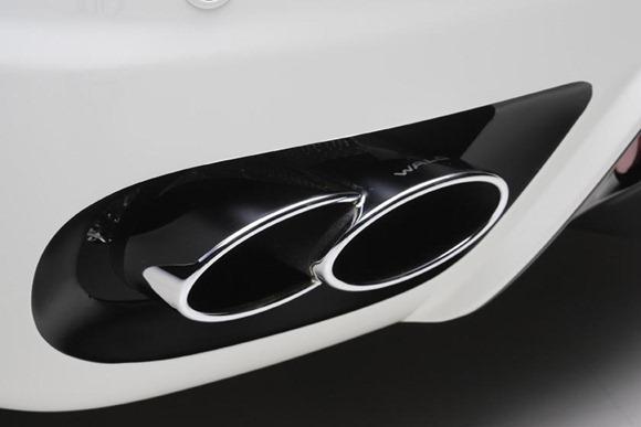 Maserati Quattroporte Black Bison by Wald International 13