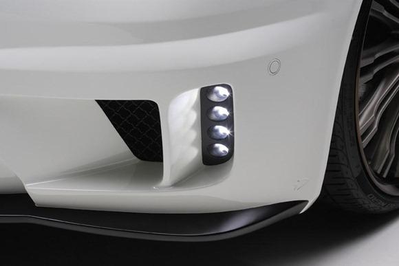 Maserati Quattroporte Black Bison by Wald International 9