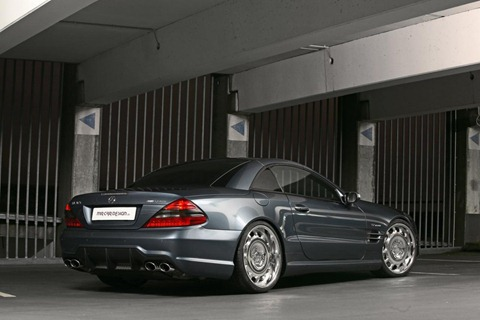 Mercedes-Benz SL 65 AMG by MR Car Design 10