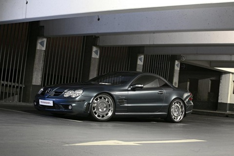 Mercedes-Benz SL 65 AMG by MR Car Design 3